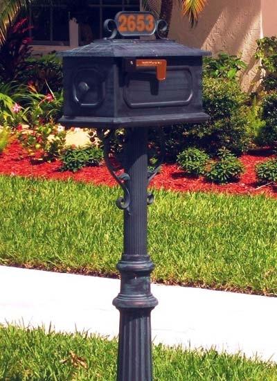 custom made mailboxes beautiful mailbox