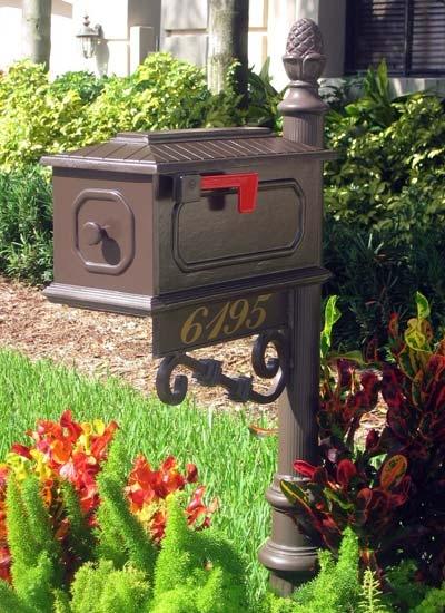 tus 241 beautiful mailbox