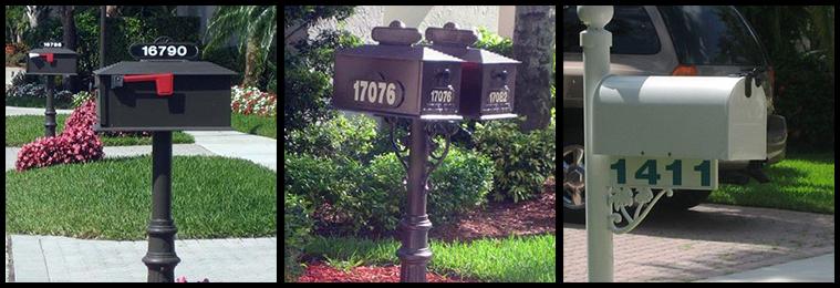 home beautiful mailbox